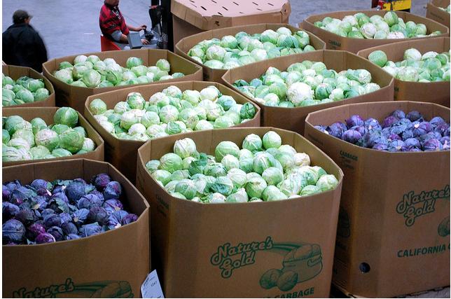 Second Harvest Food Bank Distribution Sites