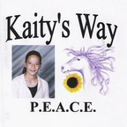 Kaity_pic_horse_sunflower_peace_logo