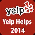 Yelp Helps 2014